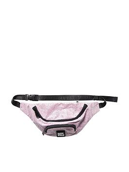 superdry-glitter-bum-bag-pink
