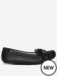 dorothy-perkins-wide-fit-levi-punbspdriver-shoes-black