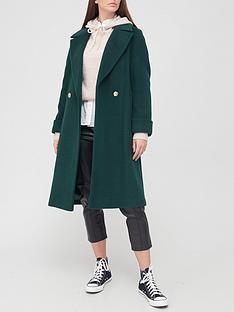 dorothy-perkins-boyfriend-premium-wool-coat-green