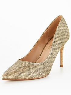 dorothy-perkins-wide-fit-dele-shimmer-court-shoes--nbspgold