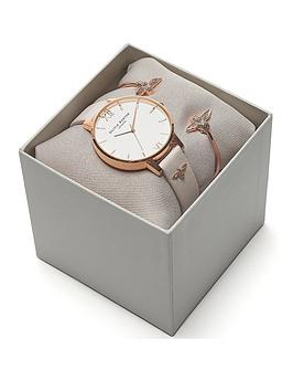olivia-burton-white-dial-watch-and-bangle-gift-set-rose-gold