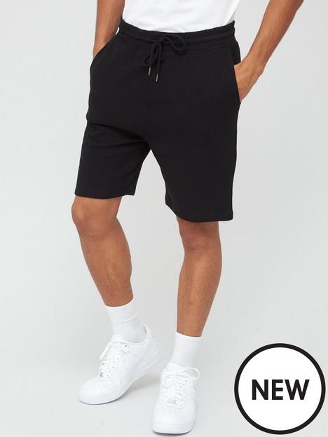very-man-essential-jog-short-black