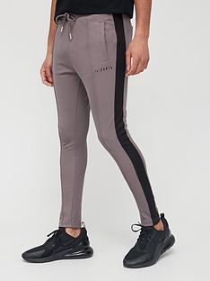 il-sarto-panel-track-pants-grey