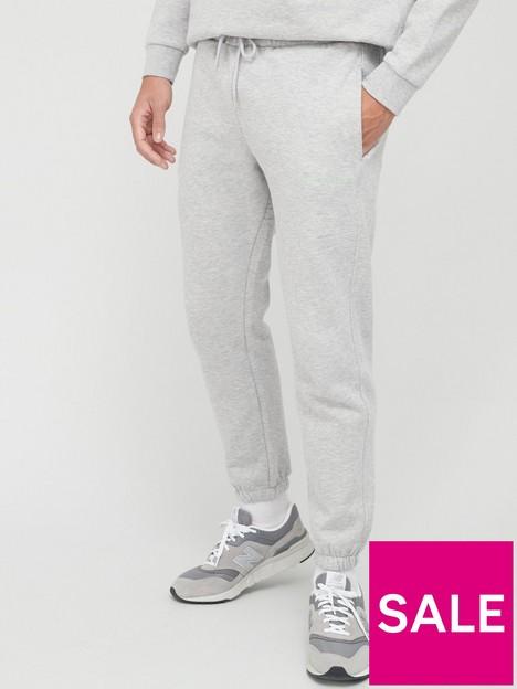 il-sarto-logo-oversized-sweatpants-grey-marlnbsp