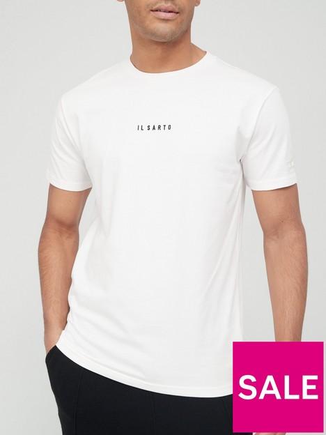 il-sarto-logo-t-shirt-whitenbsp