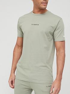 il-sarto-logo-t-shirt-khakinbsp