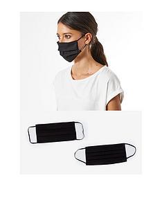 dorothy-perkins-2-pack-face-covering--nbspblacknbsp