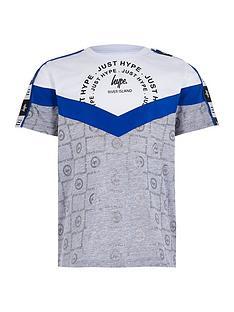 river-island-boys-ri-x-hype-colour-block-short-sleevenbspt-shirt-white