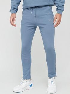 il-sarto-logo-adjuster-cuff-sweatpants-bluenbsp