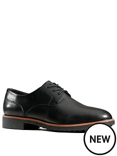clarks-griffin-lane-leather-brogue-shoe-black