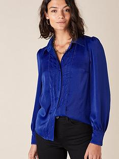 monsoon-peggy-lace-trim-blouse-blue