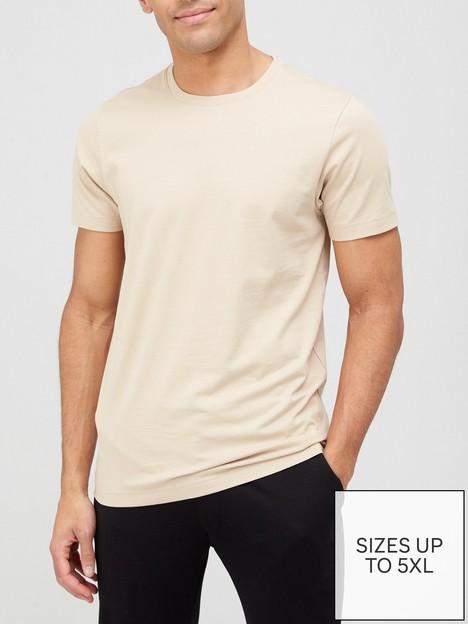 very-man-essential-crew-t-shirt-stone