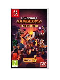 nintendo-switch-minecraft-dungeons-hero-edition