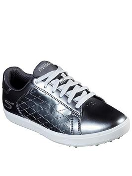 skechers-drive-spikeless-golf-trainers-pewter