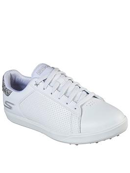 skechers-drive-spikeless-golf-trainers-whitesilver