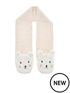 accessorize-girls-polar-bear-scarf-ivory