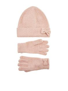 accessorize-girls-hat-and-glove-set-pink