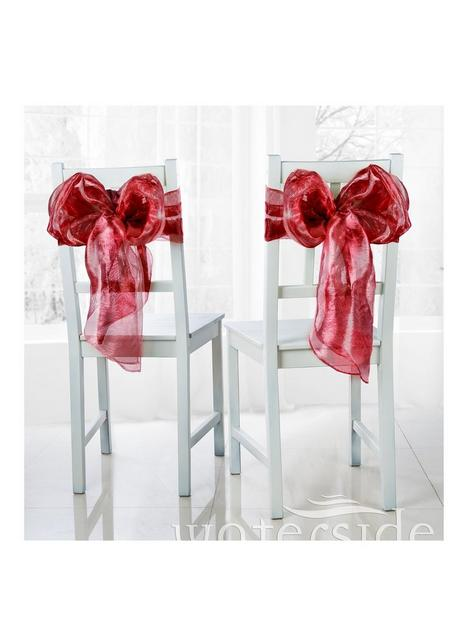 waterside-organza-pack-of-6-metallic-chair-bows