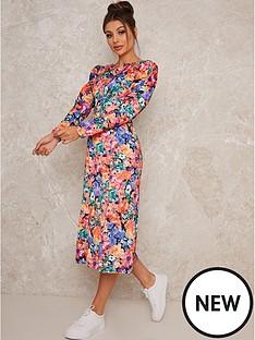 chi-chi-london-darcia-printed-midi-dress-multi