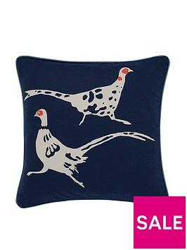 joules-twilight-pheasant-cushion