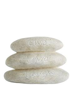 live-laugh-love-garden-ornament