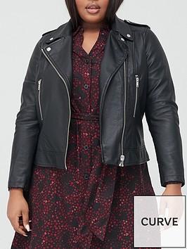 v-by-very-curve-zip-detail-pu-jacket-black