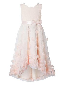 monsoon-girls-emily-lace-hi-low-3d-dress-peach