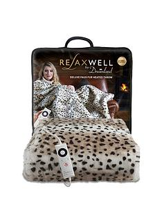 dreamland-dreamland-relaxwell-deluxe-faux-fur-leopard-heated-throw