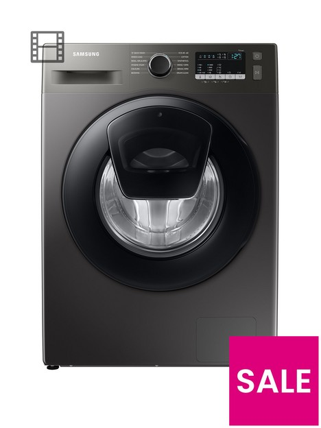 samsung-series-5-ww90t4540axeu-with-ecobubbletrade-9kg-washing-machine-1400rpm-d-rated-graphite