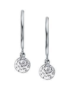 evoke-rhodium-plated-sterling-silver-clear-swarovski-crystals-round-half-hoop-stud-earrings