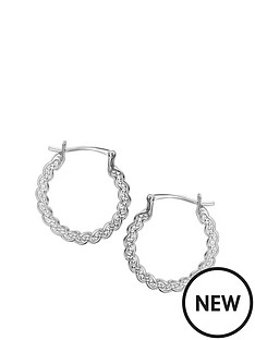 evoke-rhodium-plated-sterling-silver-clear-swarovski-crystals-swirl-hoop-earrings