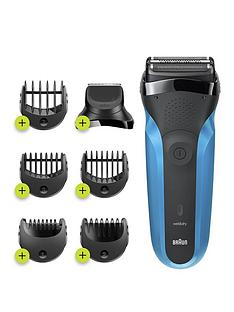 braun-s3-shavenbspampnbspstyle-310bt-electric-shaver-wet-amp-dry-razor-for-men