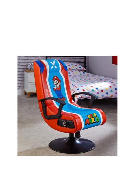 x-rocker-nintendo-super-mario-21-audio-pedestal-chair-mario-joy-edition