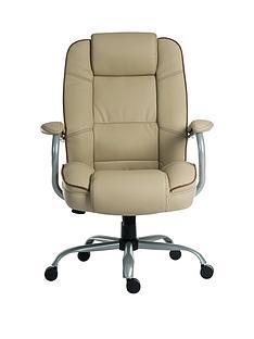 teknik-office-rhea-duo-office-chair-cream