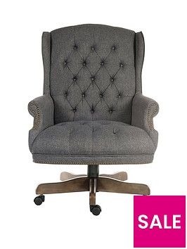 teknik-office-alba-executive-fabricnbspoffice-chair-grey