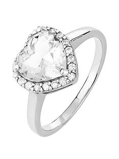 the-love-silver-collection-rhodium-plated-sterling-silver-heart-cubic-zirconia-ring