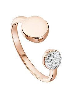 evoke-rose-gold-plated-silver-clear-swarovski-crystals-round-open-ring