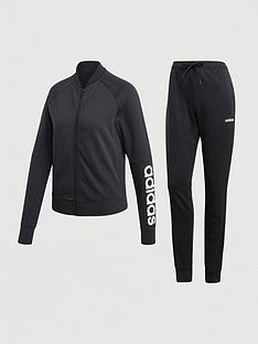 prod1089943814: Linear Cotton Mark Tracksuit