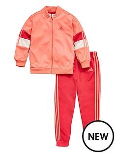 adidas-infants-zip-through-jacket-orange