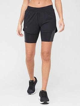 under-armour-rush-run-2-in-1-shorts-black