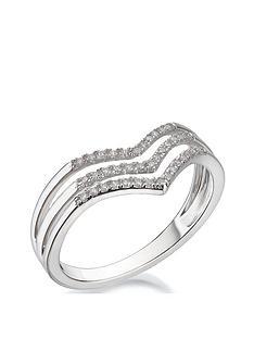 love-diamond-9ct-white-gold-15-point-chevron-diamond-ring