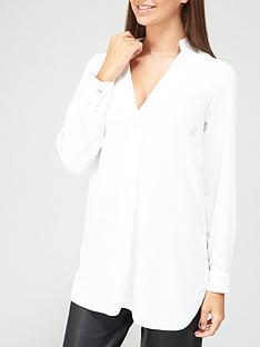 v-by-very-longline-notch-neck-tunic-ivory
