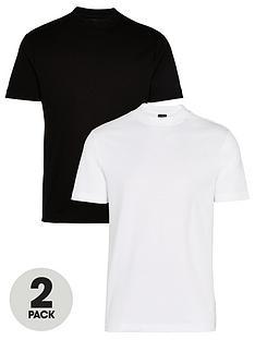 river-island-2-pack-regular-fit-t-shirt-multi