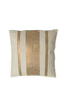 premier-housewares-kensington-townhouse-crush-cushion--nbspgold