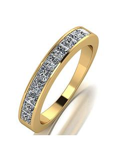 moissanite-9ct-yellow-gold-1ct-equivalent-wedding-band