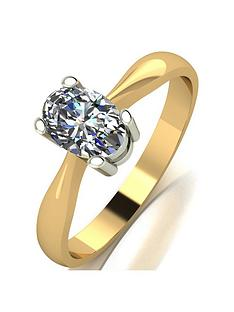 moissanite-moissanite-9ct-yellow-gold-090ct-equivalent-oval-solitaire-ring