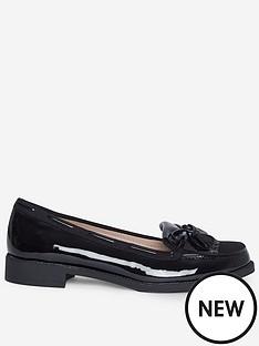 dorothy-perkins-lexy-papu-tasselnbsploafers-black