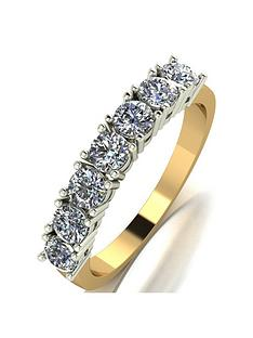 moissanite-9ct-yellow-gold-1ct-equivalent-eternity-ring