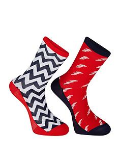 madison-sportive-long-sock-twin-pack-true-redink-navy