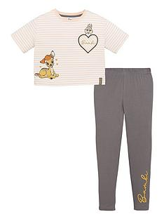 bambi-girls-disney-bambi-pocket-detail-stripe-t-shirt